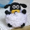 Baby Timmy Sheep Amigurumi