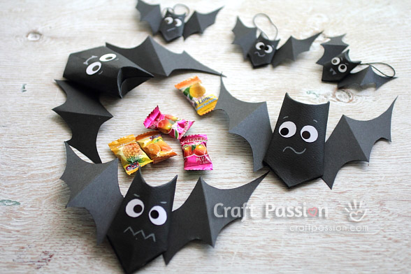 bat candy box