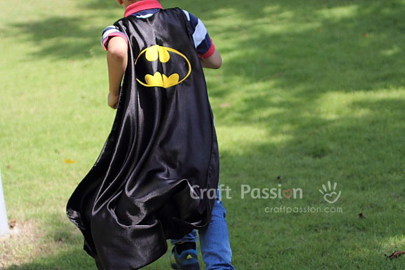 Batman Superhero Cape
