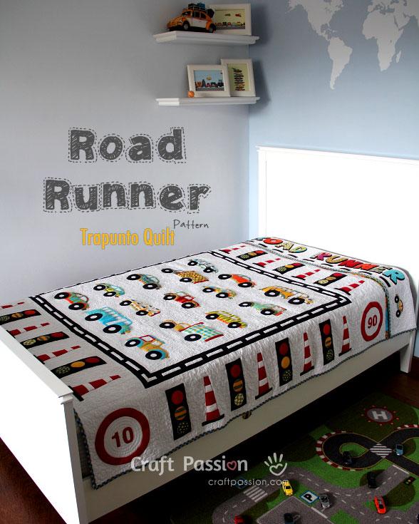 road runner quilt