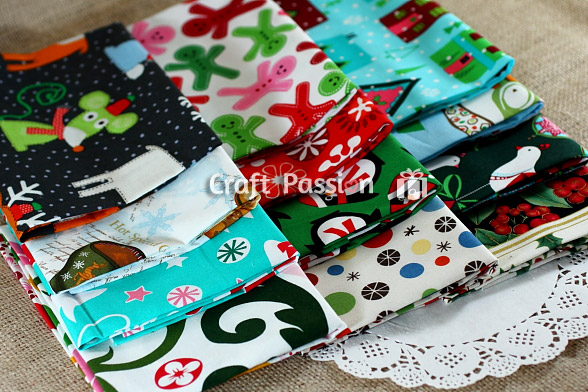 christmas fat quarters giveaway 2