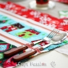 Sew Christmas Placemats & Coasters