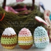 Mini Easter Eggs Amigurumi