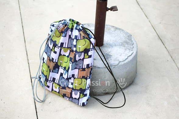 sew easy activity bag