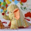 Elephant Family Sewing Pattern