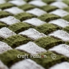 Knit Entrelac Pattern