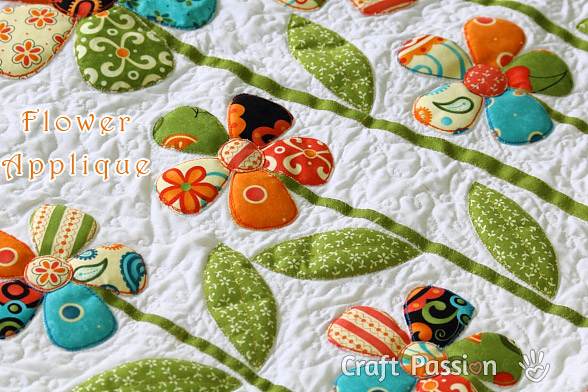 Free Applique Or Stitchery ClipArt BOMquilts Cool Applique Patterns Flowers