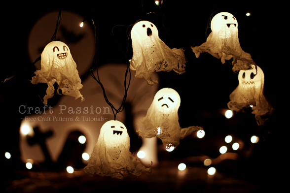 Halloween Ghost Lights