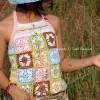 Haltered Neck Top For Young Girl