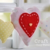 Heart Shaped Sachet