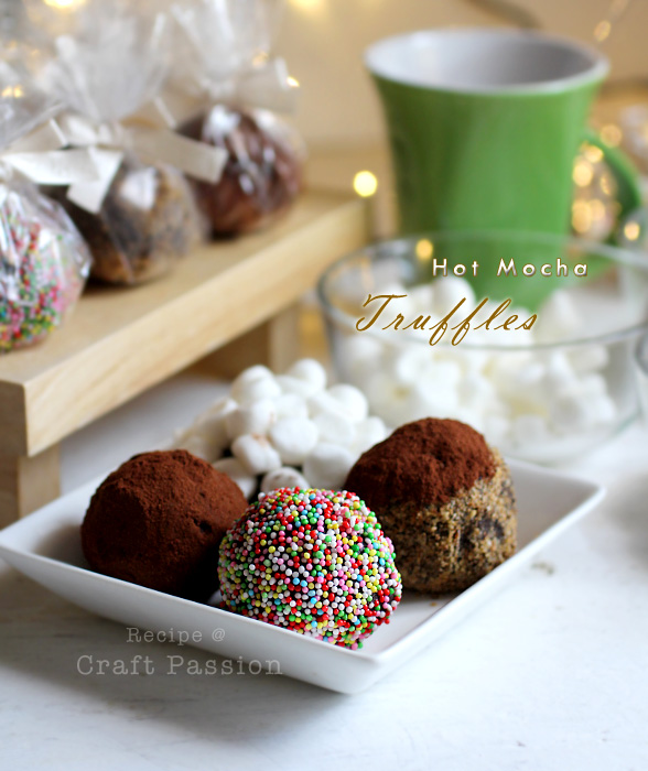 rich mocha truffle