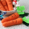 Needle Felted Easter Carrot