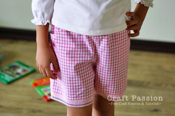 kid summer shorts