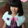 Little Fur Capelet Knitting Pattern