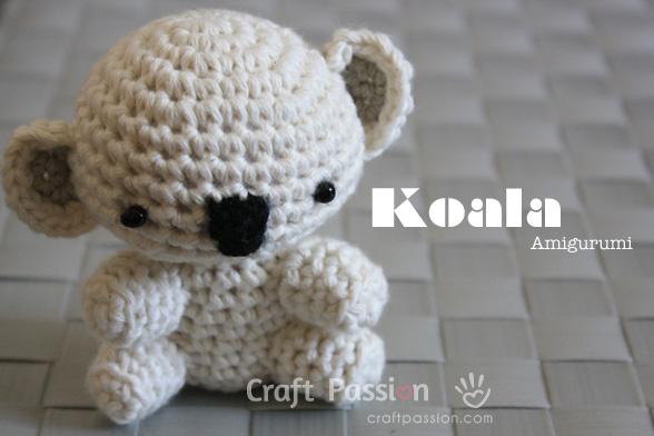 Koala Amigurumi