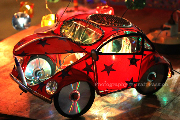 car lantern