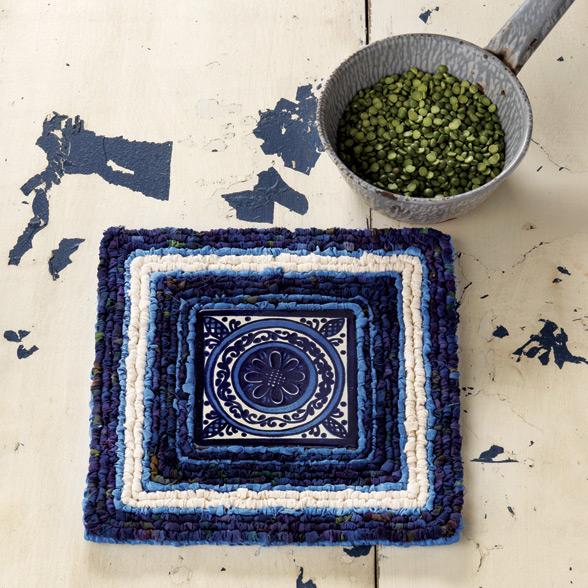 locker hook trivet pattern