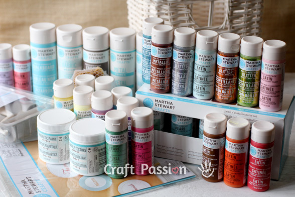 Martha Stewart Craft Paint + 50 DIY Projects