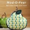 Mod-O-Pear Coin Purse