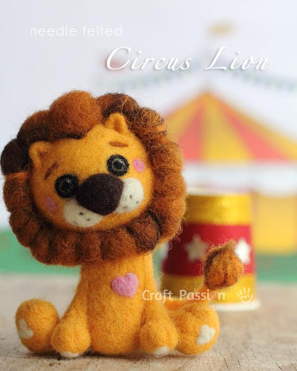 Лев игрушка своими руками
