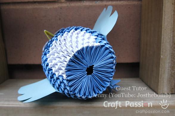 origami bottom