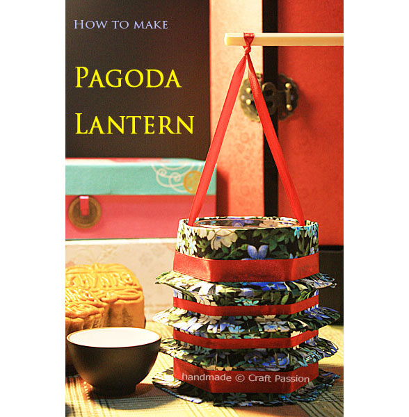 diy pagoda lantern