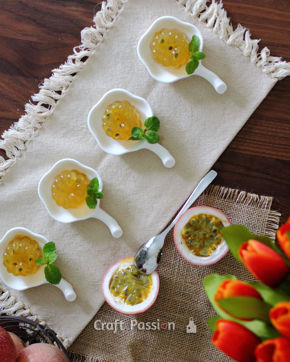 passion fruit konnyaku jelly recipe