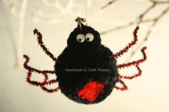 Pom-Pom Spider