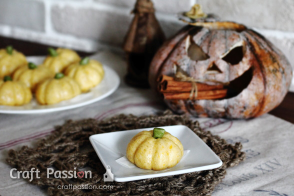 Cinnamon Pumpkin Mantou Recipe