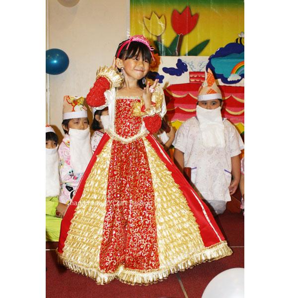Queen Gown