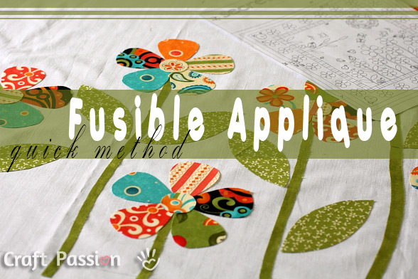 Garden bugs appliques free pattern & tutorial craft passion