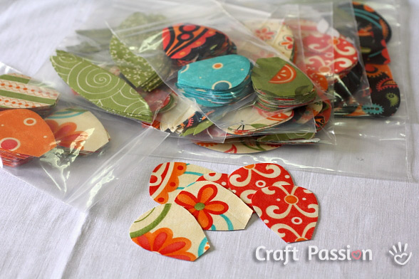how to mass produce fusible applique