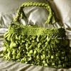 Shaggy Bag Crochet Pattern