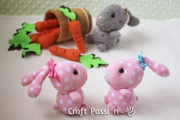 sock bunny 5