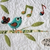 Songbird Tree Sun Applique Patterns
