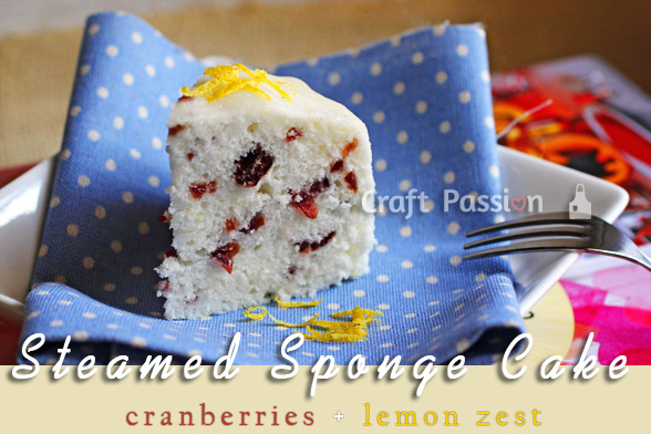 Light Lemon Sponge Cake Recipes: Japanese Cheesecake - Delicious Baking Recipe