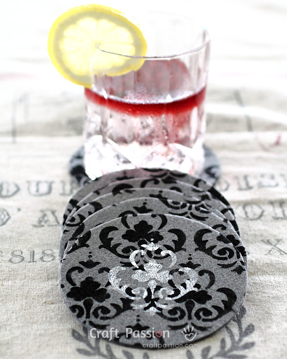 make coasters gifts