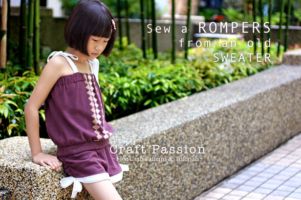 rompers pattern