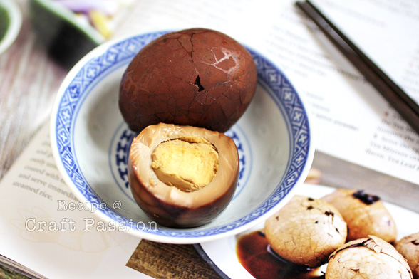 Recipe: Tea Leaf Eggs