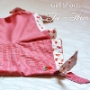 Girl Shorts Sewing Pattern