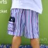 Boy Shorts – Cargo Pocket