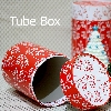 DIY Tube Box Packaging