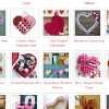 Valentine's Day Yarn Projects