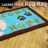 Locker Hook Pattern: Welcome Home Rug