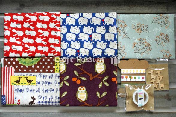 woodland theme fabrics