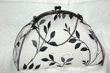 Handmade Frame Clutch Handbag