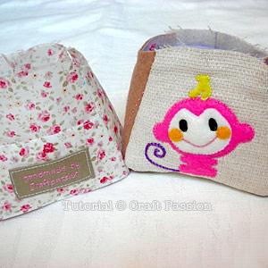 monkey coin purse
