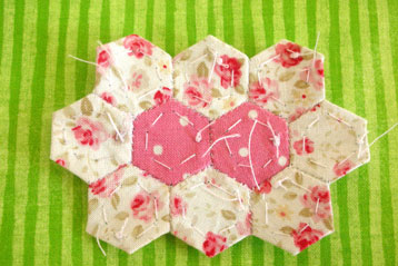Basic Hexagon Quilting – Tutorial