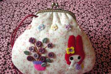 My Melody Sling Purse