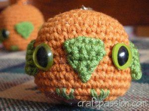Handmade crochet Owl doll Amigurumi Home Decor Ornament owl ... | 225x300